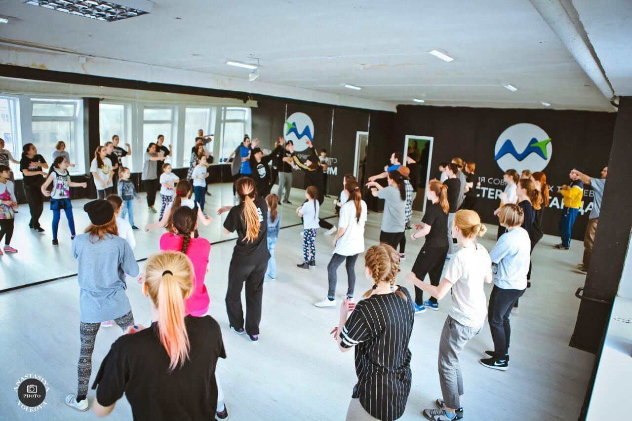 Хип-хоп танцы: классы в Калуге