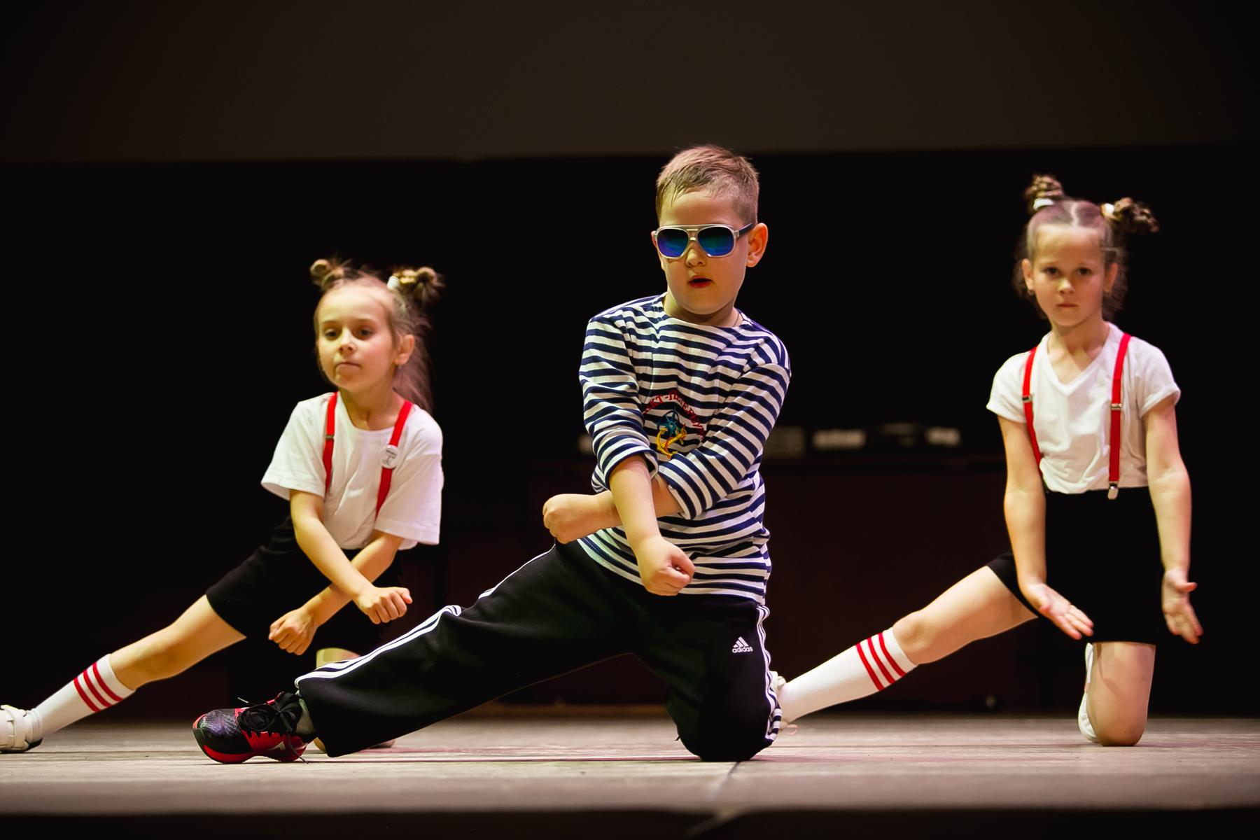 Современные танцы для детей и подростков
